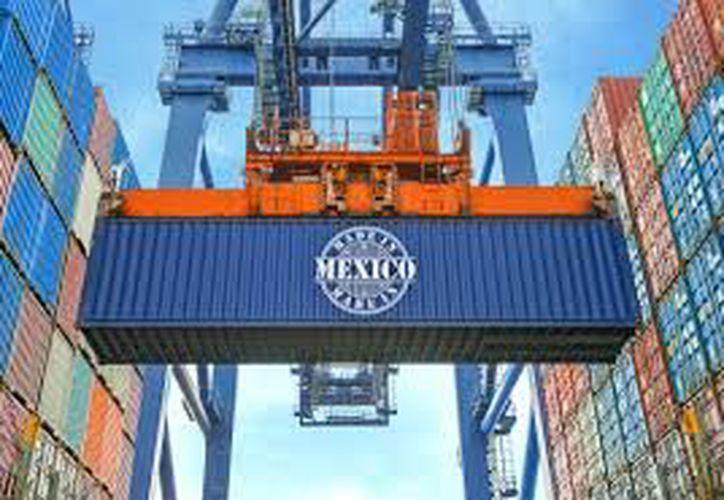 El crecimiento se logró aún con las amenazas del mandatario como la eliminación del TLCAN. Foto: (D&R Logística y Servicios Aduanales)