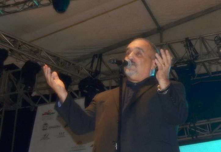 """Willie Colon cerró con su salsa """"consciente"""" la cuarta fecha del Festival de Cultura del Caribe, este sábado. (Redacción/SIPSE)"""