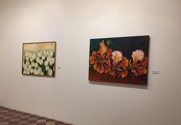 Más de 50 artistas participan en esta exposición que busca promover la compra del arte entre yucatecos. (SIPSE)