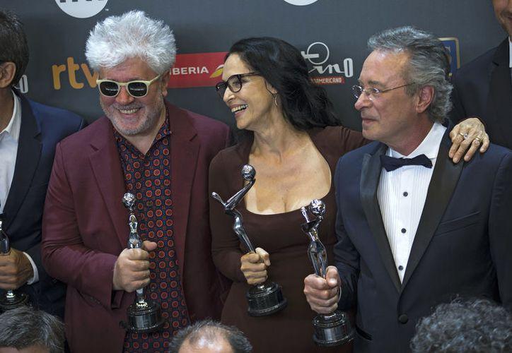Los galardones premian lo mejor del cine iberoamericano. (Foto: AP)
