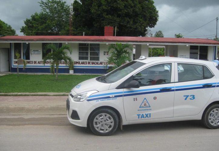 Operadores pidieron cambiar el nombre del sindicato por el de Ramón Iván Suárez. (Foto: Javier Ortiz/SIPSE)