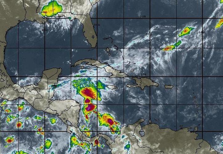En Cancún se espera que la temperatura descienda a 24 grados durante la noche. (Cortesía/SIPSE)