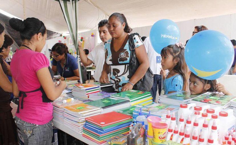 Durante el evento se espera la presencia de más de tres mil consumidores. (Tomás Álvarez/SIPSE)