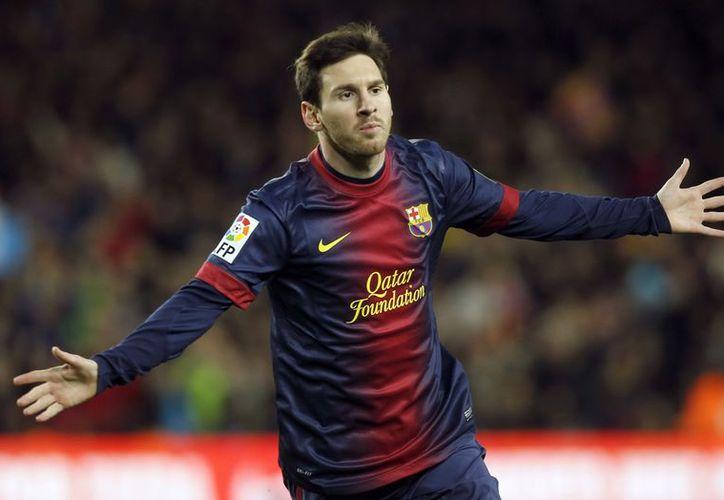 En caso de que Barcelona FC decida rescindir el contrato de Lionel Messi tendrá que desembolsar 250 millones de euros. (EFE)