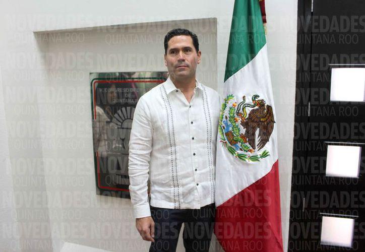 Fernando Gama Rodríguez fue nombrado magistrado del Tribunal de Justicia Administrativa del estado. (Joel Zamora/SIPSE)