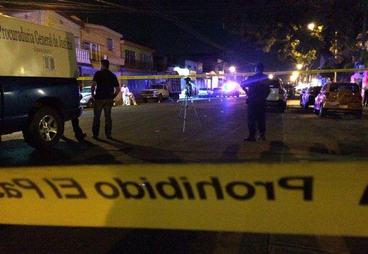 Las personas se encontraban en una pelea de gallos cuando los hombres armados abrieron fuego. (Foto: Zonafranca)