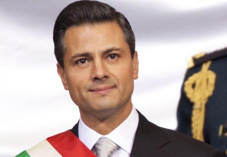 Con las decisiones presidenciales que anuncié, iniciamos el camino para la transformación: Peña Nieto. (www.presidencia.gob.mx)