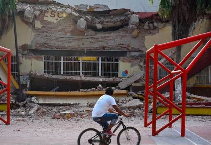 Piden a pobladores no regresar a sus casa si están afectadas. (Foto: SDP)