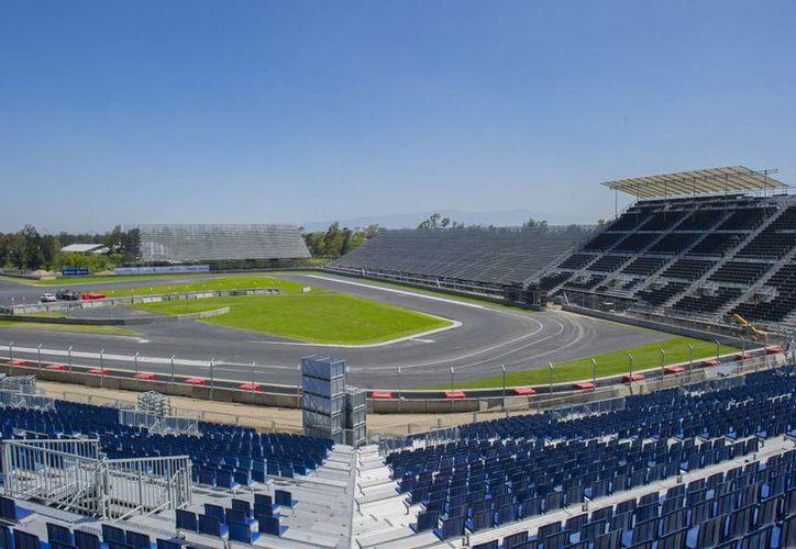 La aplicación oficial del Autódromo de los Hermanos Rodríguez de la Ciudad de México se encuentra disponible desde el 25 de octubre. (Imagen contexto/Internet)
