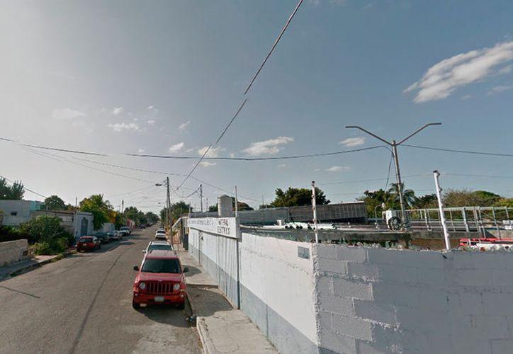 En la colonia Sambulá, un menor de edad desapareció. Es el segundo caso en menos de una semana, por el que se emite una alerta Amber, en Mérida. (Google Street View)