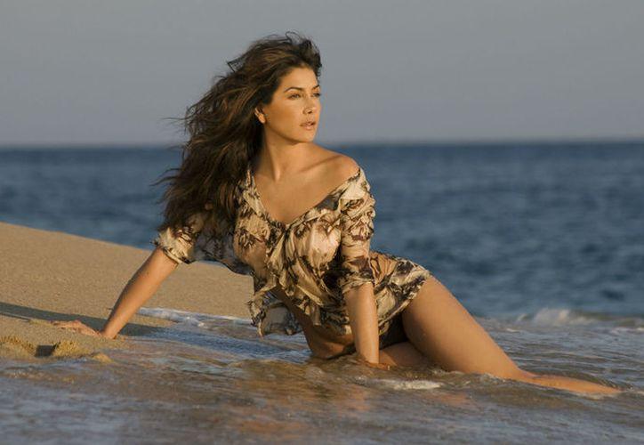Paty Manterola mostró que incluso sin maquillaje es toda una belleza. (Contexto/Internet).