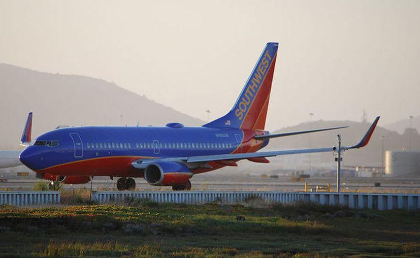 "El avión ""aterrizó sin problemas"" en Clevelend. (Flickr / Bill Abbott)"