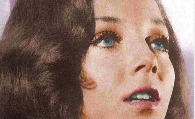 Verónica Castro fue edecán de Javier López Chabelo en 1969. (Instagram/vrocastroficial)