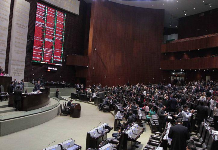 El proceso electoral para renovar la Cámara de Diputados se realizará el próximo año. (Foto de Archivo/Notimex)