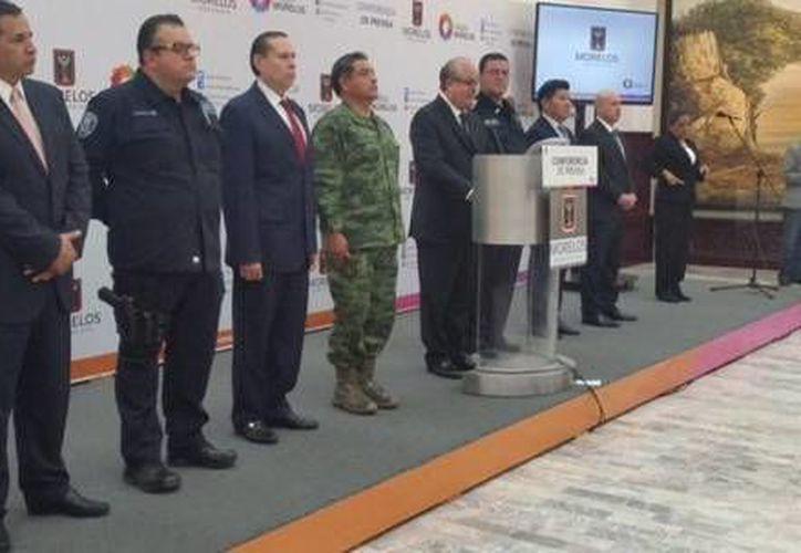 Tras el crimen cometido contra la alcaldesa electa de Temixco,  Gisela Mota Ocampo, el Mando Único se encargará de la seguridad en 15 municipios de Morelos. (Twitter)