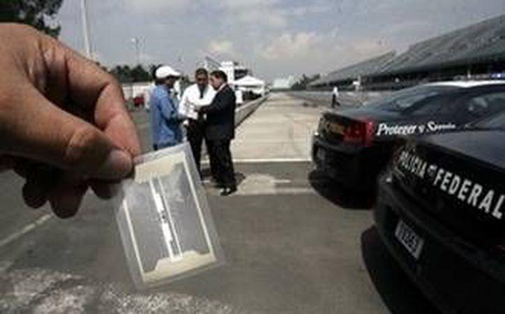 Si todos los vehículos del país contaran con chip disminuiría el índice de secuestros,  extorsiones, homicidios y otros delitos. (www.elmanana.com)