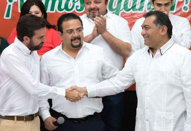 Pablo Gamboa Miner fue presentado como coordinador general de precampaña. (PRI Yucatán)
