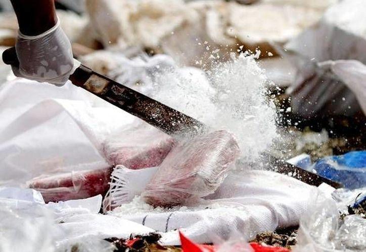 En abril se incautaron 110 kilogramos de cocaína en Amberes, Bélgica, atribuida a los 'Baby-narcos'. (Archivo/Reuters)