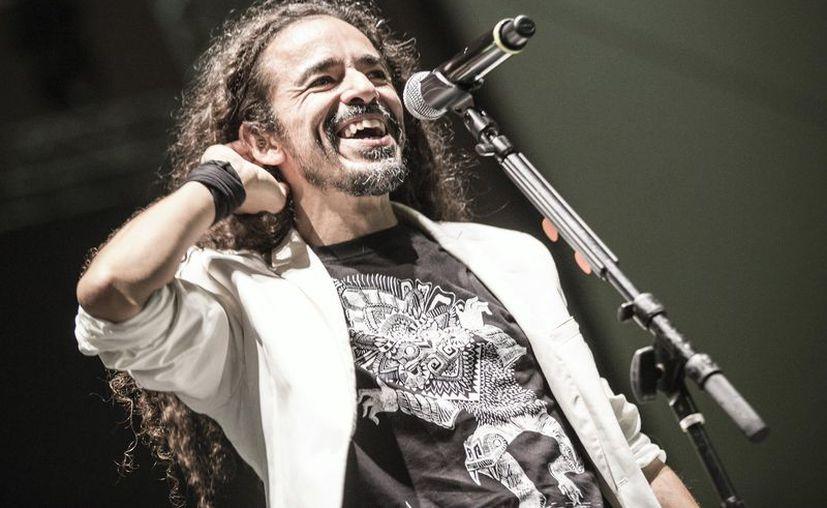 Rubén Albarrán se sumó a los críticos de las letras de Francisco Gabilondo Soler. (Carlo Cruz)