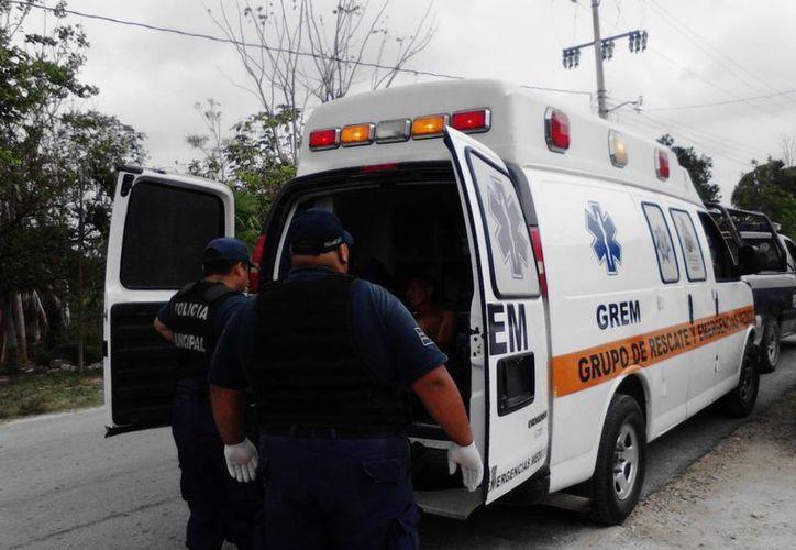 Durante el operativo se registraron varios incidentes en las carreteras federales de la entidad. (Redacción/SIPSE)