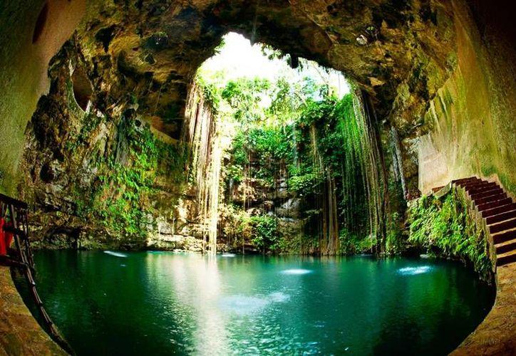 Para los mayas, los cenotes eran considerados portales o ventanas al mundo de los muertos. (Contexto/Internet)