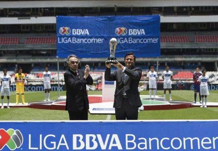 BBVA Bancomer entra al negocio del patrocinio de la Liga Mx. (Oficial)