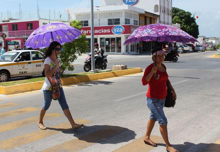 En la temporada de calor 2016, Quintana Roo reportó cuatro decesos. (Foto: Joel Zamora)