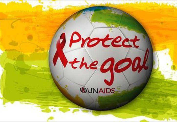 Onusida busca que los jóvenes se hagan conscientes de la epidemia y se protejan. (unaids.org/es/)