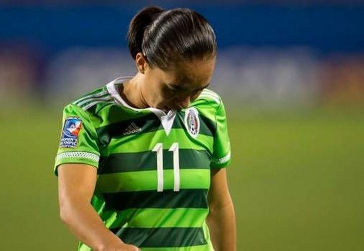 La Selección Mexicana de futbol femenil fracasó en su intento de calificar a Río 2016 tras su segunda derrota en el preolímpico de la Concacaf ante Costa Rica. (Twitter: @FOXSportsMX)