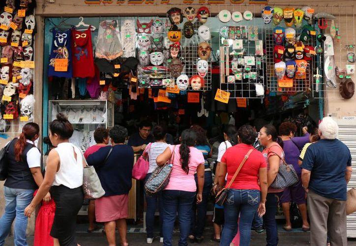Con el adelanto del pago del aguinaldo esperan favorecer las ventas en el Buen Fin en Yucatán. (SIPSE)