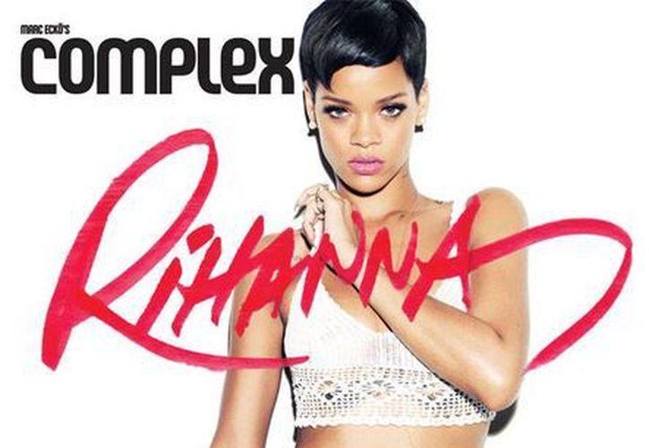 Rihanna se encuentra de gira con su Diamonds World Tour. (rihannanow.com)