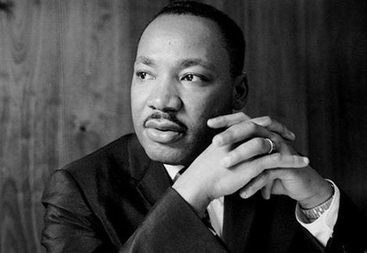 Los diversos homenajes a la memoria de Martin Luther King, líder de los derechos civiles, se realizaron hoy en Estados Unidos. (Contexto/Internet)