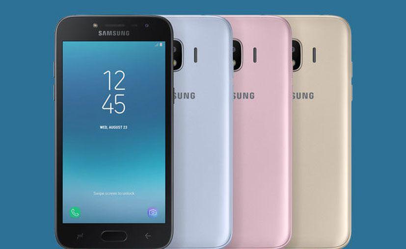 El cuerpo del dispositivo está fabricado en plástico. (Samsung)