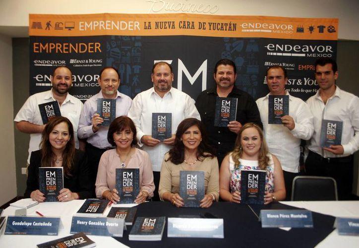 """Con """"Emprender. La Nueva cara de Yucatán"""" se prevé orientar a los futuros empresarios. (Milenio Novedades)"""