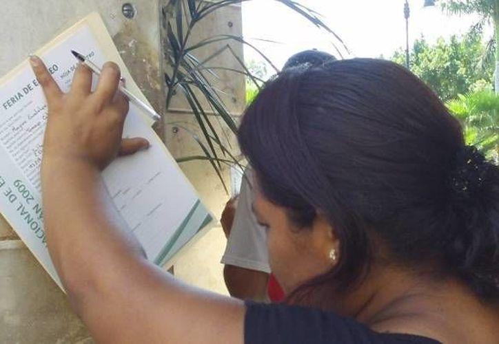 Unos 4,000 yucatecos han encontrado empleo por medio de ferias, portal del empleo y bolsas de trabajo. (SIPSE)