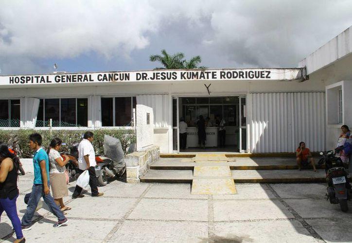 Las autoridades de salud realizan vigilancia en cada una de sus pacientes en etapa gestacional. (Miguel Ángel Ortiz/SIPSE)