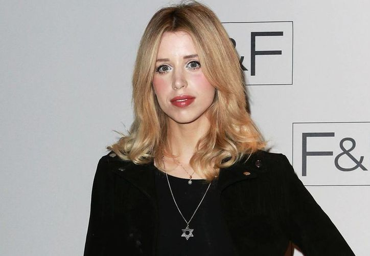 Peaches Geldof fue hallada muerta en su casa cerca de Londres. (mirror.co.uk)
