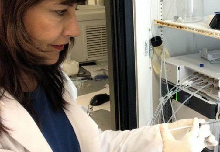 La científica Nancy Carrasco Queijeiro dijo que falta mucho camino por recorrer para alcanzar la igualdad de oportunidades para las mujeres en la ciencia. (gcs.unam.mx)