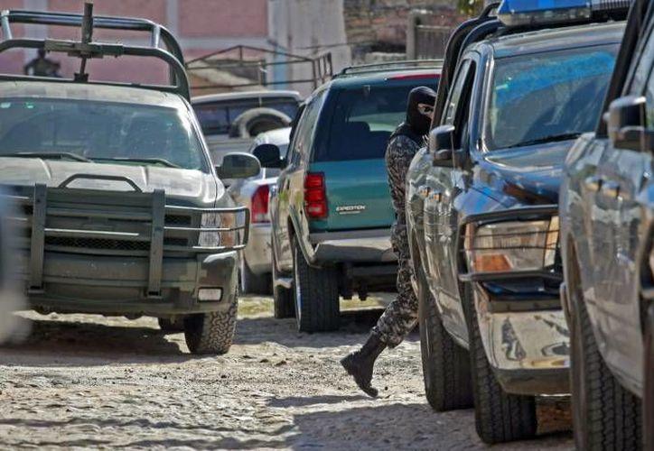 Durango es la sexta entidad con el mayor número de homicidios en 2012. (Notimex/Foto de contexto)