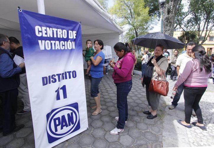 En México las mujeres representan el mayor porcentaje de la militancia en los partidos políticos. Imagen de contexto. (Archivo/Notimex)