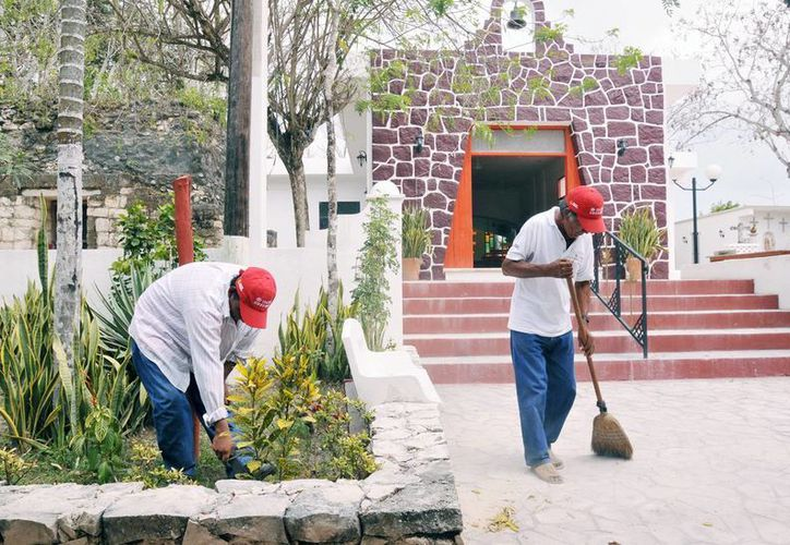 El próximo 18 de marzo iniciarán los trabajos de mantenimiento.  (Redacción/SIPSE)