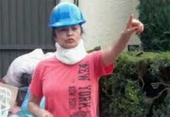 La directora se mantiene prófuga desde que se dieran a conocer las irregularidades en la construcción. (TKM)