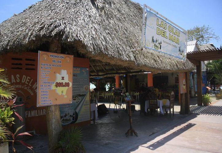 A los empresarios capitalinos no les fue tan bien como a los de los de Calderitas y Majahual, donde los restaurantes estuvieron a tope. (Jorge Carrillo/SIPSE)