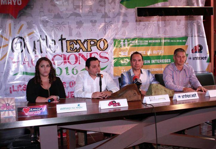 La Expo Outlet Vacaciones se realiza desde hace 10 años. (Milenio Novedades)