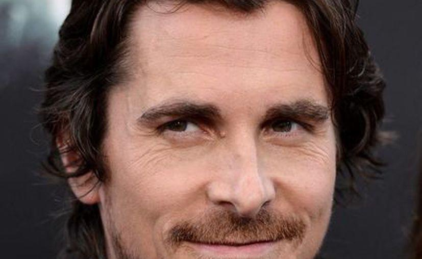 El actor británico Christian Bale. (EFE/Archivo)