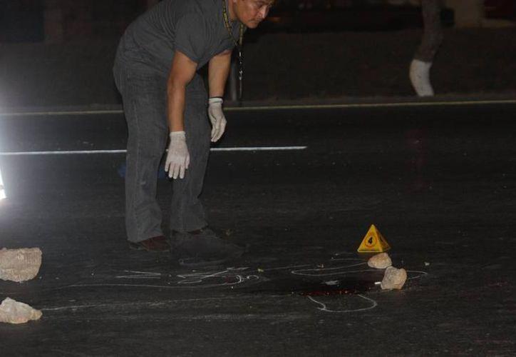 El fatal accidente se presentó anoche en el Anillo Periférico de la ciudad.  (Imagen utilizada solamente con fines ilustrativos/SIPSE)