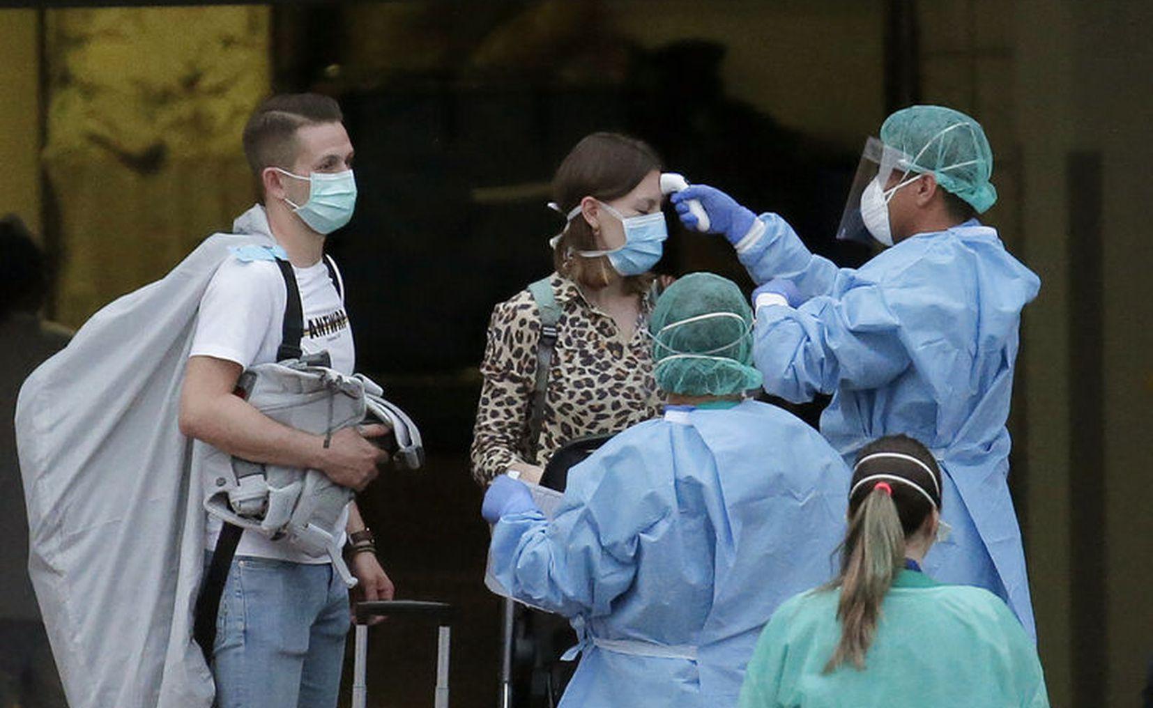 60 personas se contagiaron de coronavirus en un funeral