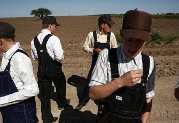 Las autoridades solicitaron el apoyo de la embajada alemana en México para atender a la población menonita. (Archivo/SIPSE)