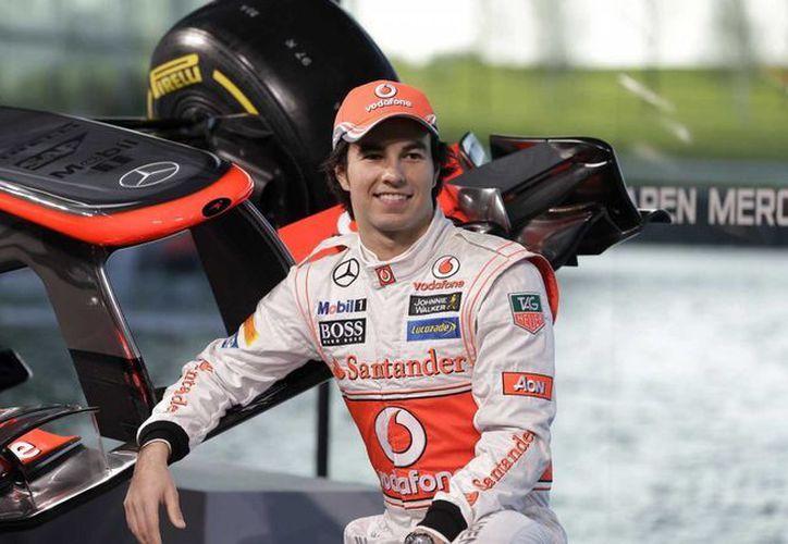 El Gran Premio de México se llevará a cabo los días 28,29 y 30 de octubre en el Autódromo Hermanos Rodríguez.(AP)