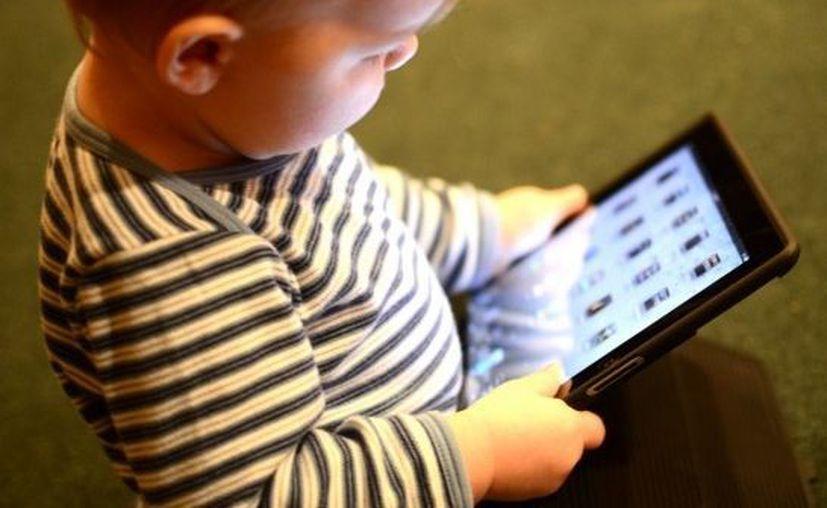 Los padres informaron la cantidad de tiempo que sus hijos pasaban usando pantallas. (Contexto)